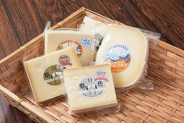 酪楽館「チーズ」