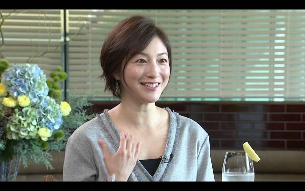 広末涼子は母親になって変わった心境を明かす