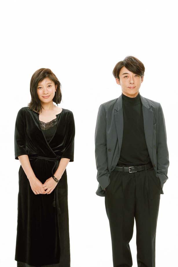 篠原涼子&高橋一生のあこがれのスターは?