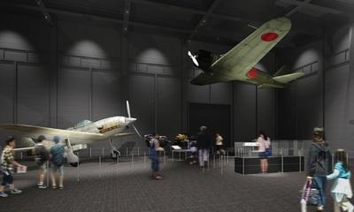 航空機ファンも興奮の貴重な歴史的資料がいっぱい!