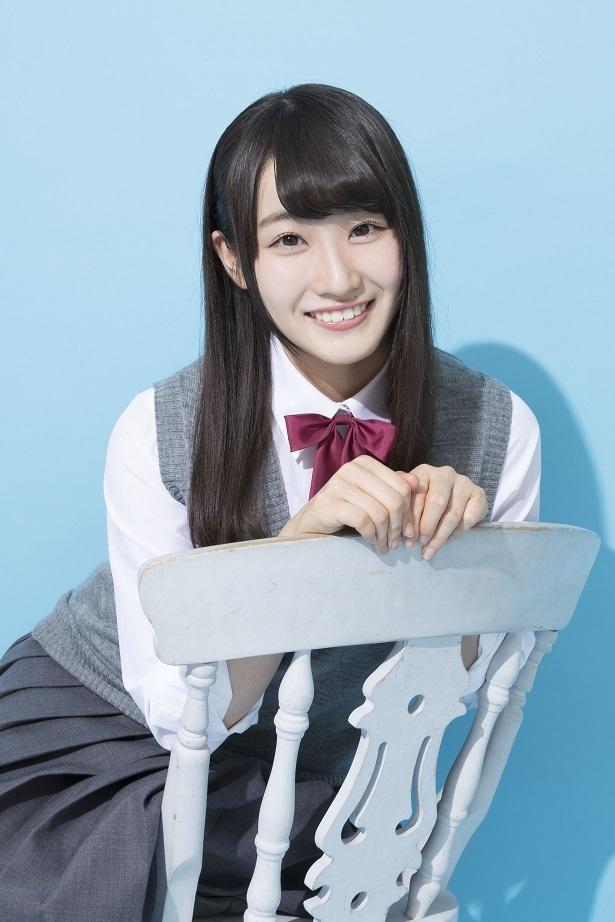 ドラマ「Re:Mind」で初主演を務めるけやき坂46のリレートーク企画第2回には、潮紗理菜が登場!