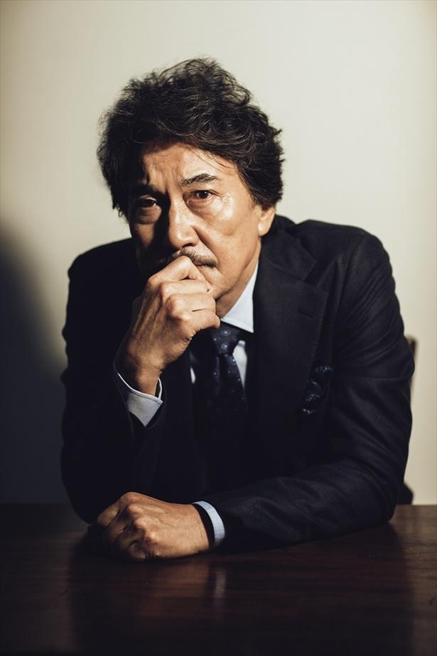 役所広司「15年ぶりに台本を5冊...