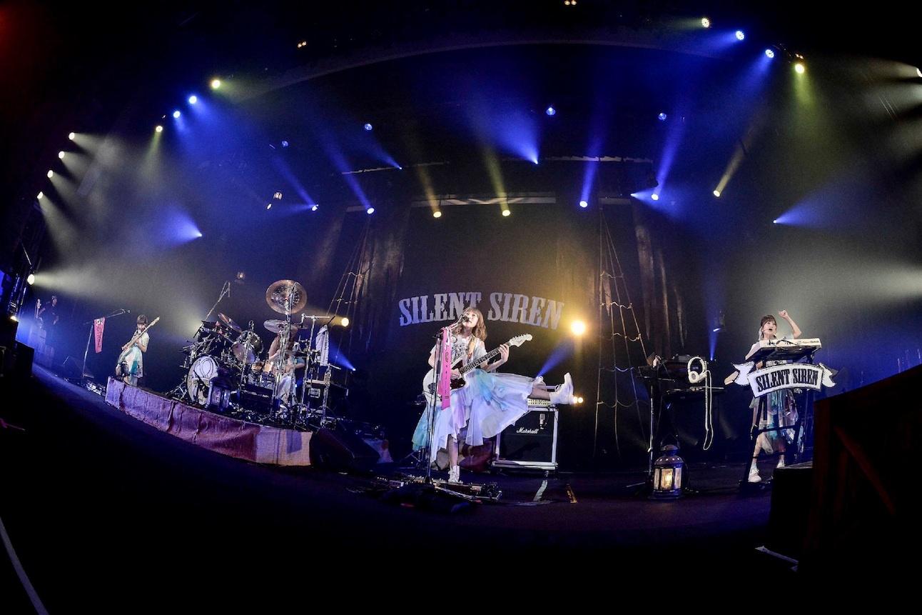 SILENT SIREN、ニューアルバムのリリースが12月27日に決定! タイトルは『GIRLS POWER』
