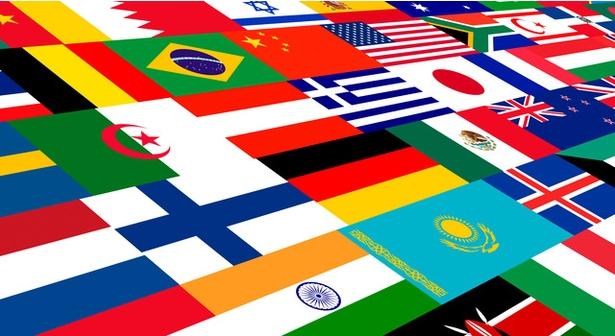 東京五輪には、世界中の人が集まります。