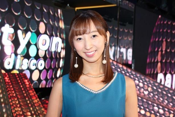 「佳代子の部屋~真夜中のゲームパーティー~」でMCを務める飯田里穂にインタビュー