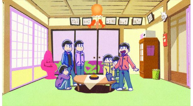 「おそ松さん 第2期」第3話のカットが到着。トト子、闘いに挑む理由とは?