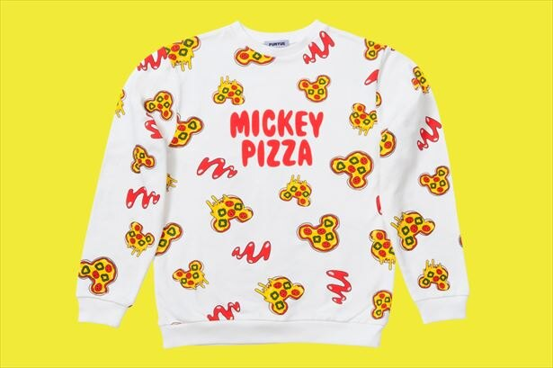 Size 80 New With Tags Tokyo Disney Resort Mickey Mouse T-shirt Colourful 1