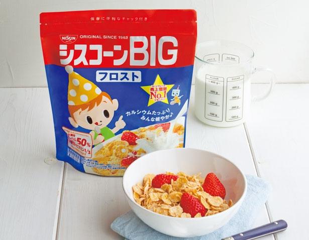「シスコーンBIG フロスト」1袋(1袋・220g・302円)/シスコーン