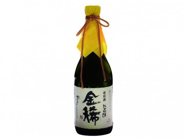 【篠原オススメ】口当たりのいい辛口が多い、櫻正宗さんを代表する逸品。日本酒ツウ好みの、ふくよかで旨味ののった味わい。「櫻正宗 純米吟醸 金稀」(720ml・2,676円)
