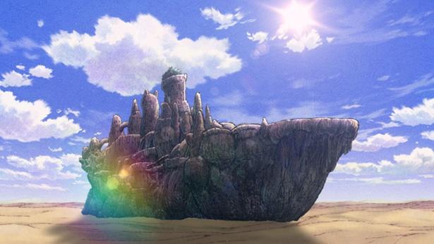 「クジラの子らは砂上に歌う」第2話のカットが到着。飛蝗現象の翌日、不穏な来客!