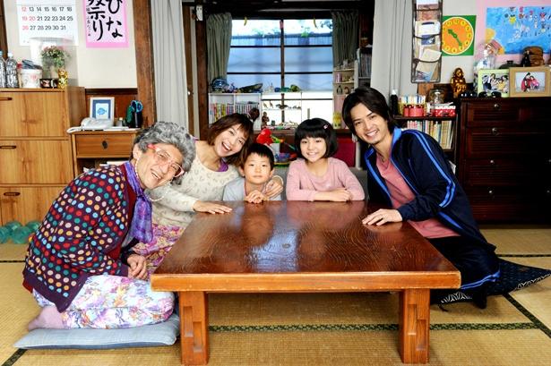 ドラマ「もひかん家の家族会ぎ」は10月17日からスタート