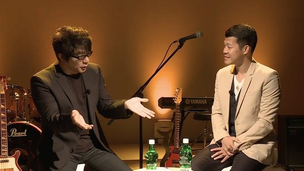 ASKAが亀田興毅に逆指名インタビュー!