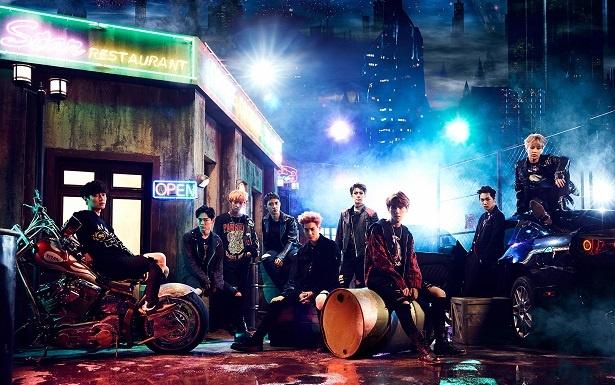 EXO日本オリジナル楽曲、「連続ドラマW 春が来た」の主題歌に!