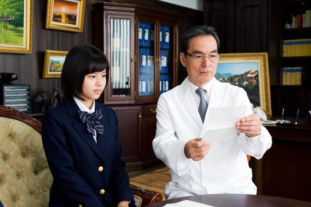 松風理咲が「日曜ワイド」で長塚京三と初共演
