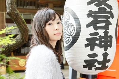 撮影は、東京都港区になる愛宕山(愛宕神社)で行われた