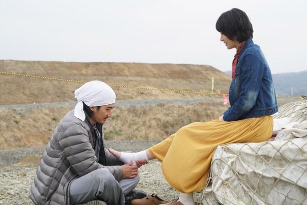 「瑛太さんは陰の部分、ある種の狂気を湛えた俳優さんだと思います」(古沢)