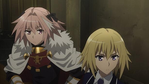 「Fate/Apocrypha」第16話のカットが到着。ジャック・ザ・リッパーが再び魔術師を襲う!?