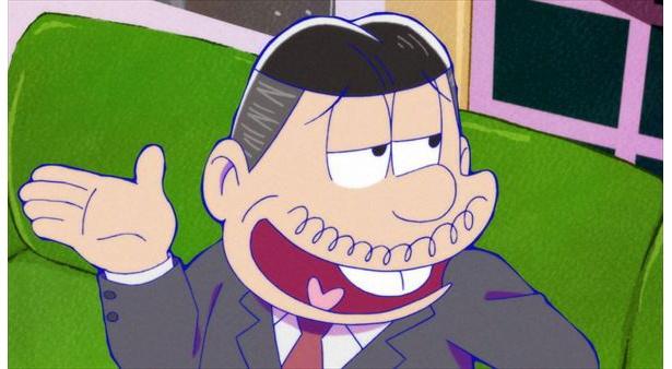 「おそ松さん 第2期」第4話の先行カットが到着。最近様子がおかしい松造に6つ子たちは…?