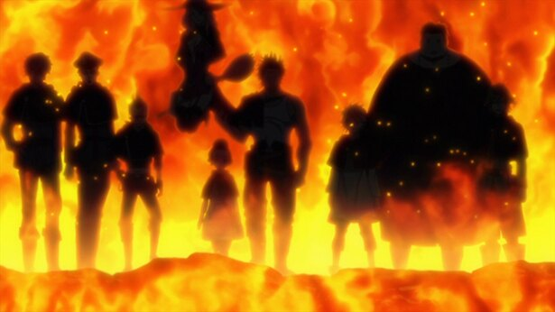 「ブラッククローバー」第4話の先行カットが到着。黒の暴牛団団長、ヤミ・スケヒロとは!?