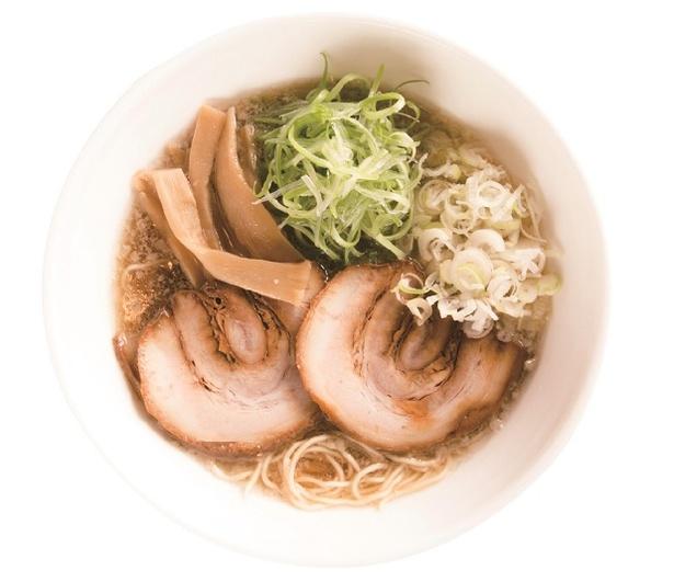 「醤油ラーメン」(700円)