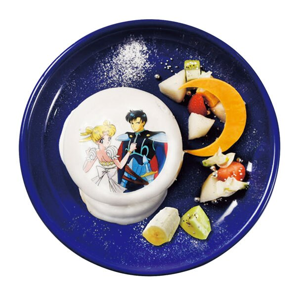 「シルバー・ミレニアムパンケーキ~二人の愛は永遠に~」(1609円)