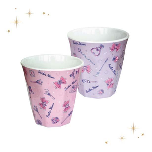「メラミンカップ」(各864円)