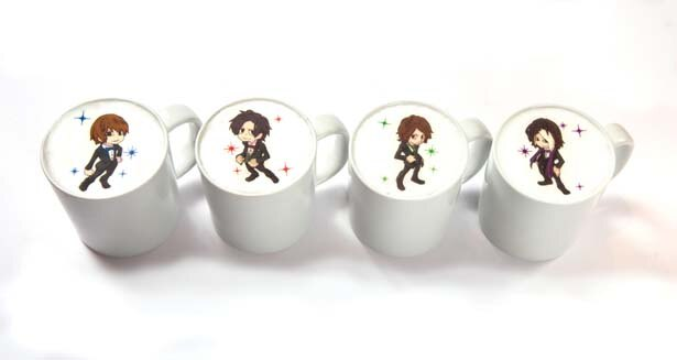 「LiB CAFEラテ」(各853円)