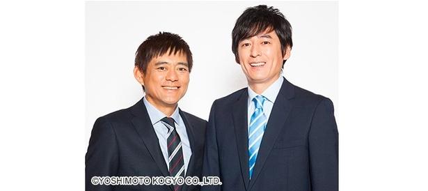 「しゃべくり007」(日テレ系)で福岡への思いを語った博多華丸(写真左)