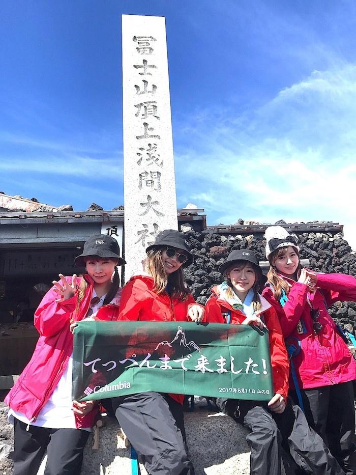サイサイ、5thアルバム『GIRLS POWER』FC限定盤に富士登山の様子を収録!