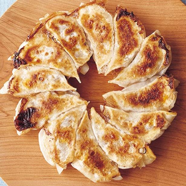 洋風ビーフチーズ餃子