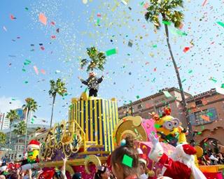 【USJ】新ツリーは超絶景!ユニバーサル・スタジオ・ジャパンのクリスマスは今年も感動の連続!
