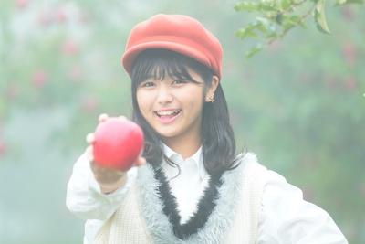 「じゃーん!リンゴゲットだぜっ!」