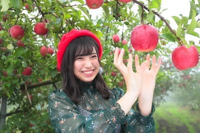 「私がリンゴをキャッチするから!」