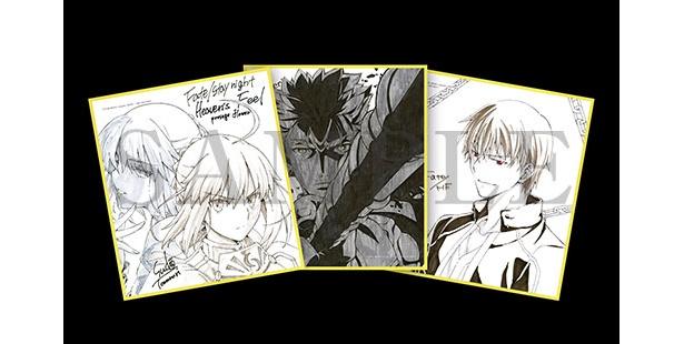 「Fate/stay night [Heaven's Feel]I.presage flower」の公開3週目の来場者特典が決定!