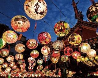 「光の交流プログラム=台南・光の廟てい=」/大阪・光の饗宴2017