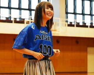 11月19日の始球式に向けてSKE48高柳明音が人気選手と秘密特訓!?【Go!Go!シーホース番外編】