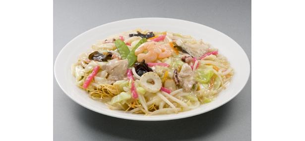 長崎皿うどん(780円)