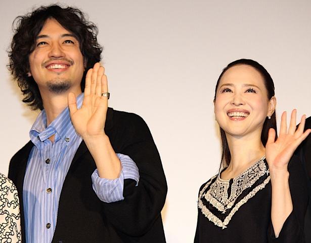 松田聖子、怪我のサポートもしてくれたという斎藤工に感謝!