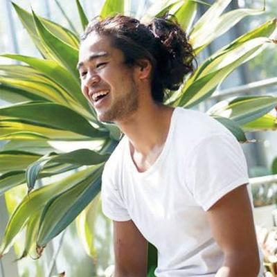 プラントハンターであり、そら植物園 代表の西畠清順さん/めざせ!世界一のクリスマスツリープロジェクト〜輝け、いのちの樹。〜