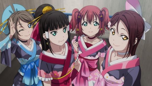 「ラブライブ!サンシャイン!! TVアニメ2期」第3話のカットが到着。予備予選に不参加の危機!?
