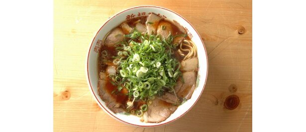 「新福菜館」新福ラーメン¥700
