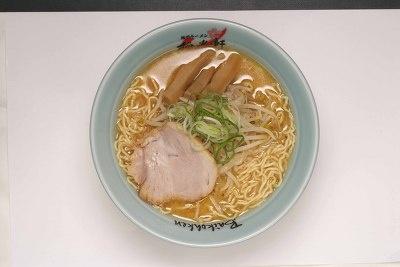 「梅光軒」味噌ラーメン¥700