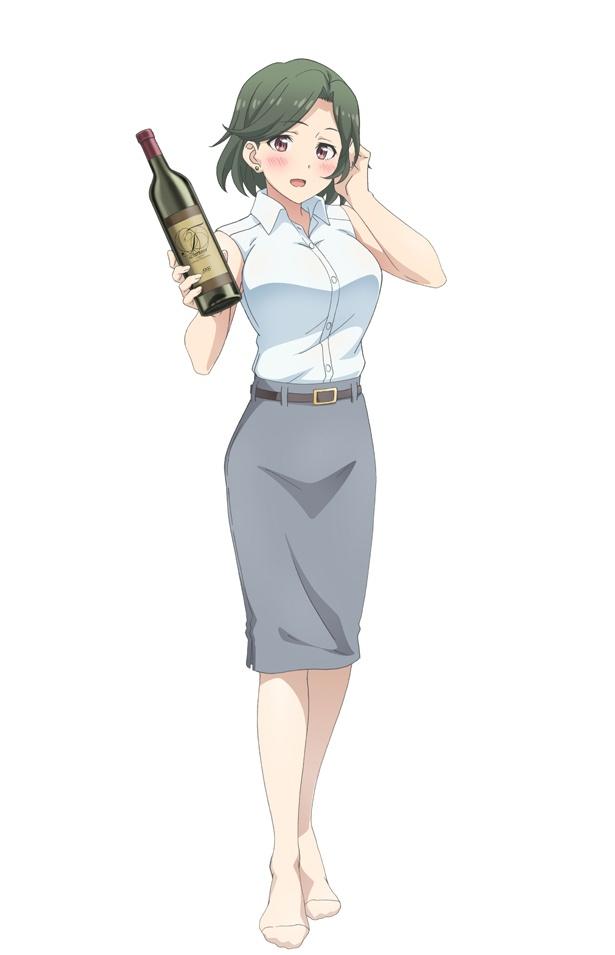 TVアニメ『たくのみ。』のキャスト情報&キャラクターPVが解禁!
