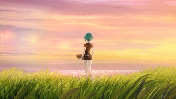 「宝石の国」第4話の先行カットが到着。フォスを海へと誘うナメクジの正体は…