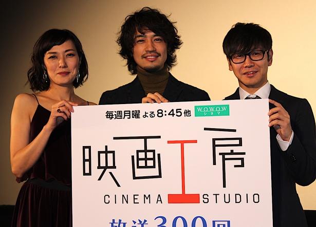 斎藤工が「映画を届けたい」と、熱い思いを語る!