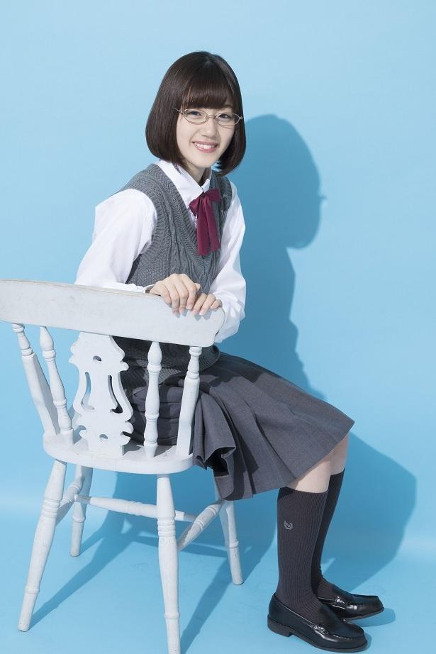 ドラマ「Re:Mind」で初主演を務めるけやき坂46のリレートーク企画第8回には、佐々木美玲が登場!