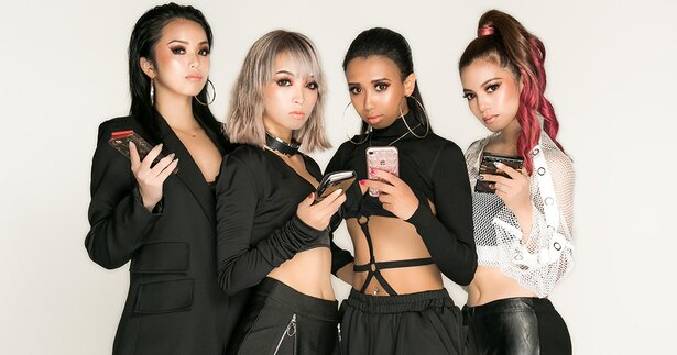 BANANALEMONは、11月15日から新曲「GIRLS GONE WILD」を配信スタートする