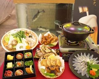 【実食レポ】名古屋駅スグ!毎年大人気の「柳橋とらふぐ鍋ガーデン」に行ってみた!!
