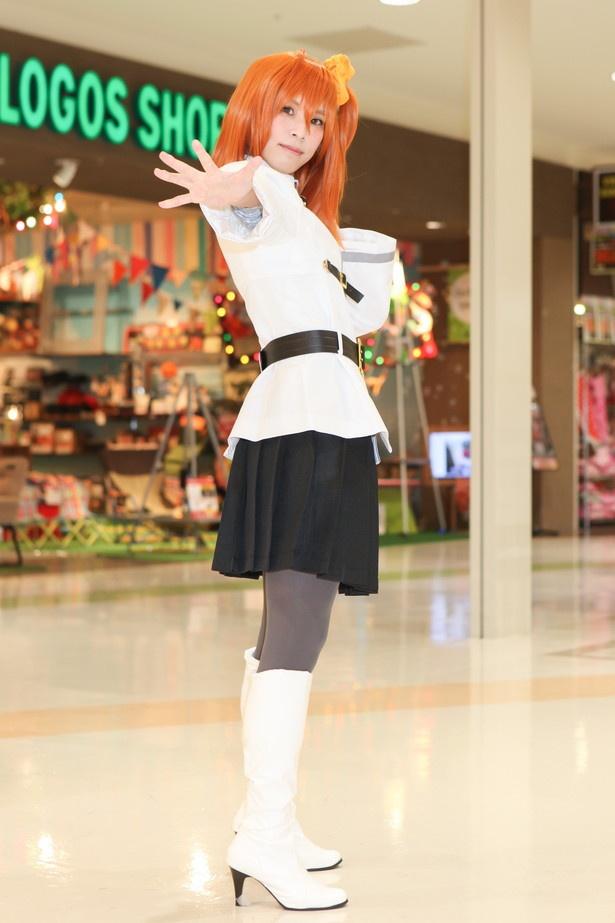 「Fate/Grand Order」のぐだ子に扮したとぐちみやびさん