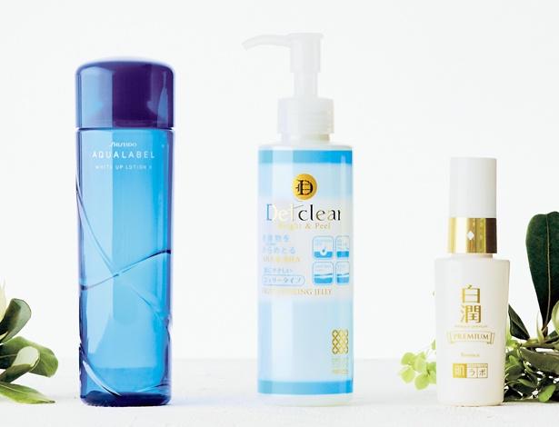 編集部おすすめ(2)シミケアにおすすめの美容液やピーリングジェリー、化粧水